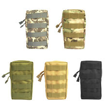 Outdoor MOLLE Waterproof Tactical Bag Waist Fanny Pack Camping Military Pouch
