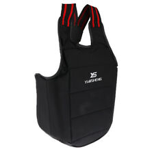 Proforce Martial Arts Chest Guard Rib Body Protector Sparring Gear Karate