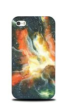 WATERCOLOR SPACE ART 20 HARD CASE COVER FOR APPLE IPHONE 4 / 4S