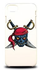 PIRATE SKULL 1 HARD CASE COVER FOR APPLE IPHONE 7
