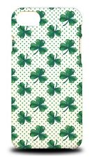 ST PATRICK CLOVER PATTERN 1 HARD CASE COVER FOR APPLE IPHONE 7
