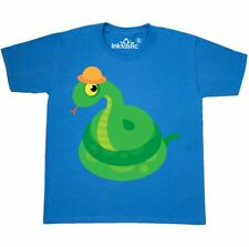 Inktastic Cute Snake Youth T-Shirt Reptile Animals Funny Tee Kids Children Child