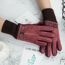 Men And Women Winter Gloves Thick Cotton Warm Hand Warmers Unisex Hand Covers