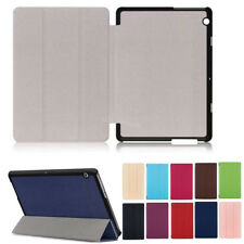 """Stand Leather Case Cover Skin for 9.6"""" Huawei MediaPad T3 10.0 AGS-L09/AGS-L03"""