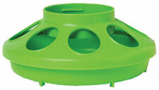Plastic Feeder Base poultry free shipping lot of 20