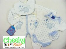 PREMATURE BABY BOYS TEENY TINY TWINKLE TWINKLE LITTLE STAR 4 PIECE LAYETTE SET.