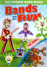 7 NEW MOVIES WHOLESALE LOT: Bands on the Run (DVD, 2011)