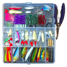 Lures Fishing Minnow Set Mixed Tackle Bait Crank Model Lot Color Hard Popper 73