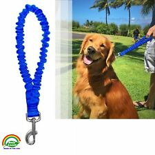 Short Dog Leash Best Only Leash Nylon Bungee For Big Dog Lead Training Durable