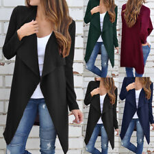 Women Ladies Knitted Jumper Sweater Casual Long Sleeve Cardigan Jacket Tops Coat