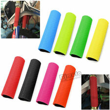 Pair Motorcycle Front Fork Protector Shock Absorber Guard Wraps Cover Dirt Bike