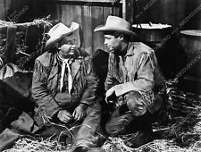 Andy Devine Guy Madison TV Wild Bill Hickok 3490-26