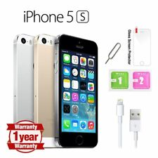 Apple iPhone 5S 16GB Factory Unlocked Smartphone Mobile - Various Color US