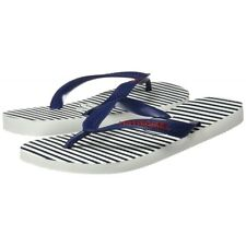 Havaianas tong homme imprimé rayures top nautical