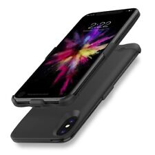 5200mAh Battery Charger Case Power Bank Slim Cover External Backup For iPhone X
