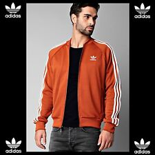 Adidas Originals Mens Superstar Track Top Jacket Full Zip Free Tracked Delivery