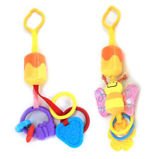 Rattle Toy Infant Baby Stroller Car Seat Hanging Teether Rattles Toys Crib