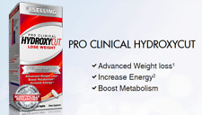 MUSCLETECH HYDROXYCUT Pro Clinical 60 / 90 / 120 capsules  Elite Hardcore burner