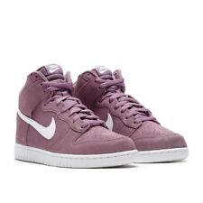 Nike Dunk Hi Basketball Shoes Mens Size 10 Violet Dust White 904233 500