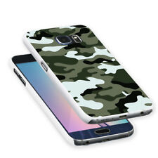 Camouflage Print Protect Case Cover for iPhone (10) Plus Samsung Galaxy  Frugal