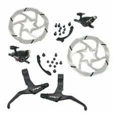 TRP SPYKE MTB Mechancial Disc Brake Set 160mm Rotor(F+R) /TRP Spyke Brake Levers