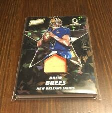 Drew Brees Saints 2017 Panini Day NFL Cracked Ice Pro Bowl Pylon Relic /25