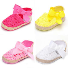 Hollow Multi-Color Woolen Bow-Knot Baby Girls Toddler Soft Soles Shoes Autumn