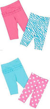 Gerber Infant Girls 2 Pack Pants 2 Choices Sizes 12 Months or 18 Months NWT