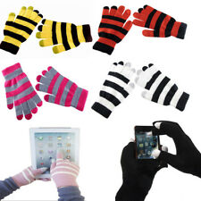 Winter Knit Gloves Touch Screen Texting Cap Smart Phone Active Creative Newly