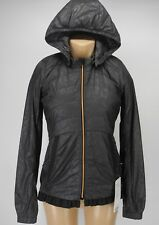 NEW LULULEMON  Spring Fling Puffy Windbreaker 4 6 10 12 Black Animal Swirl NWT