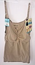 Spanx Assets Red Hot Label Seamless Camisole Shaper 248 Nude XL  NWT