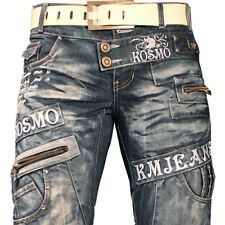 K&M KOSMO LUPO FORT MYERS MENS JEANS DENIM ALL SIZES