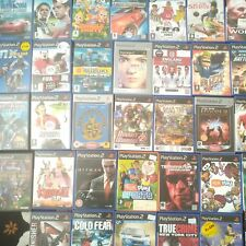 BUNDLE of RARE / COLLECTABLE Playstation 2 Games PS2 ? Sony Play Station Set #2
