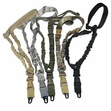 USA Tactical Hunting Single Point Bungee Rifle Sling