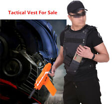 Tactical Military Vest With 1pair 7.62/5.56cm Magazine CS Team Work Training