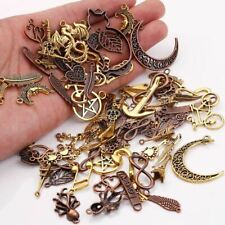 Metal Mixed Charms for Jewelry Making 100pcs/lot