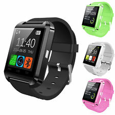 New Bluetooth Watch Smart Watch for Android smartphones Christmas Deals Gift