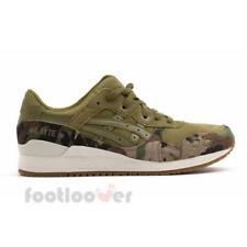 Asics Gel Lyte III HL7W0 8686 EB mens running olive camouflage shoes sneakers