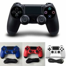Wired Game controller for Sony PS4 Controller PlayStation Joystick Gamepad US #S