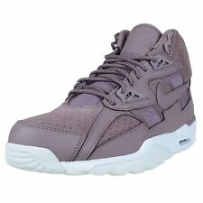 Nike Mens Air Trainer SC High Shoes Taupe Grey 302346-201