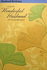 HUSBAND HAPPY BIRTHDAY CARD HAPPY BIRTHDAY for HUSBAND by HALLMARK 11 TO CHOOSE