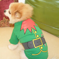 Winter Warm Pet Dog Puppy Vest T-Shirt Clothes Small Dog Costume Clothing