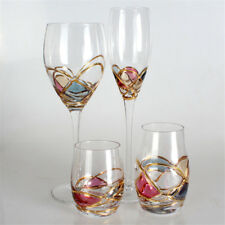 Multi Colored Wine Glass Set New Cup Hand-Made Painted Creative Decanter Gift