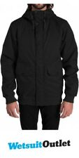 2016 Billabong Rainy Day Jacket BLACK Z1JK25