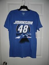 NWT Nascar Men's Size Large Jimmie Johnson #48 Officially Licensed T shirt