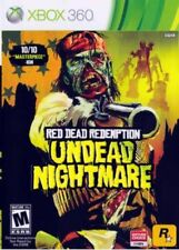 Red Dead Redemption Undead Nightmare Microsoft Xbox 360 Video Game