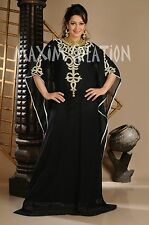 FANCY  ISLAMIC GEORGETTE WEDDING  THOBE ELEGANT FANTASY DRESS 4539