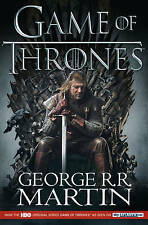 A Game of Thrones A Song of Ice and Fire Book 1 by George R. R. Martin PaperBook