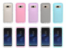 Samsung Galaxy S8 S8 Plus Shockproof  Clear Protector Case USA SHIPPING