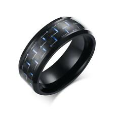 New Stainless Steel Ring Titanium Silver Black Gold Men SZ 7-12 Wedding